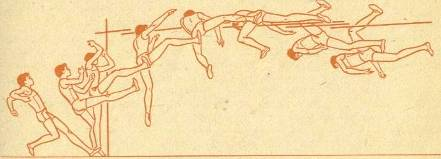 Классификация видов прыжков в высоту