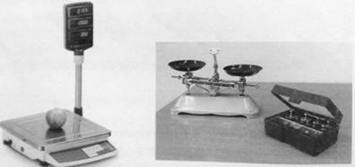 Методика формирования понятия массы в курсе физики средней школы