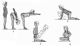 Особенности физических упражнений и методов физической реабилитации женщин при проведении восстановительного лечения в послеродовом периоде