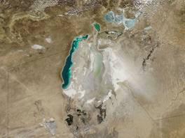 Трагедія Аральського моря як приклад недбалого користування природними ресурсами