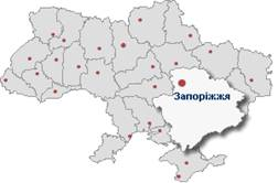 Технологічні особливості природокористування Запорізької області