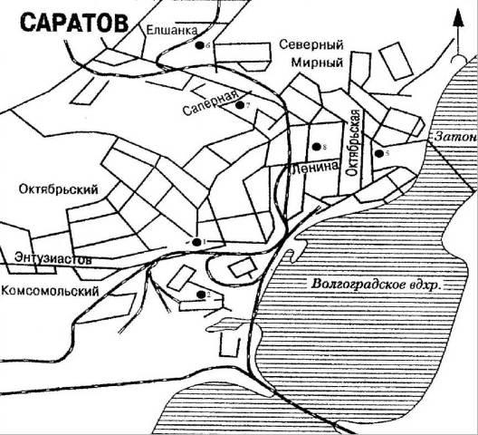 Мониторинг природных ресурсов г. Саратова