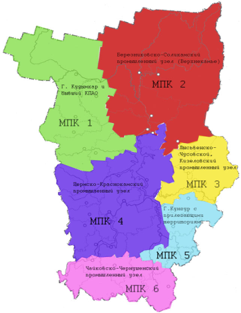 Экологические проблемы Пермского края