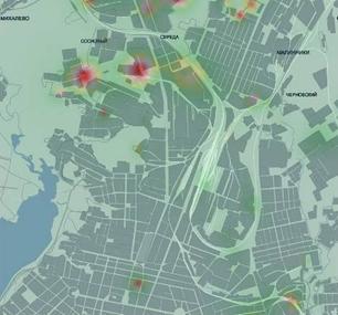 Мониторинг химического состава атмосферного аэрозоля промышленного города