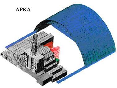 Екологічні наслідки аварії на Чорнобильській АЕС