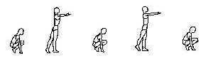 Исследование развития психомоторных способностей старших школьников средствами нетрадиционных видов гимнастики