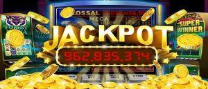 Jackpot-Slider